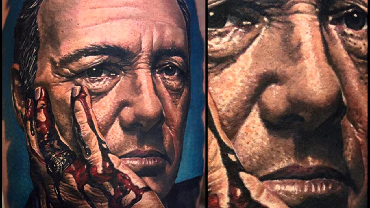 Kevin Spacey by Randy Engelhard