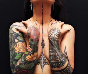 aaron manuel tattoo extravaganza