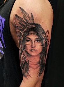 Ben Waldron tattoo extravaganza