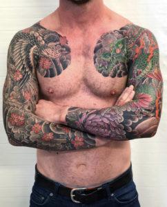 mike shaw tattoo extravaganza