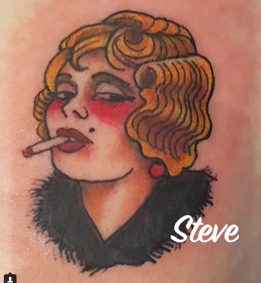Steve Malley tattoo extravaganza