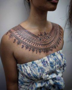Hiram Vaeau tattoo extravaganza
