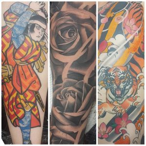 bryn goodall tattoo extravaganza