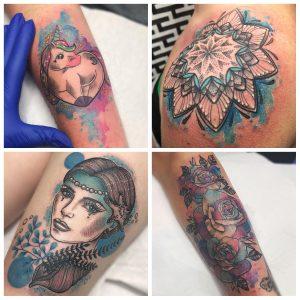 Vanylla tattoo extravaganza