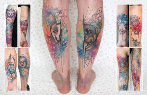 jules boho tattoo extravaganza