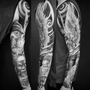 dave freeman tattoo extravaganza