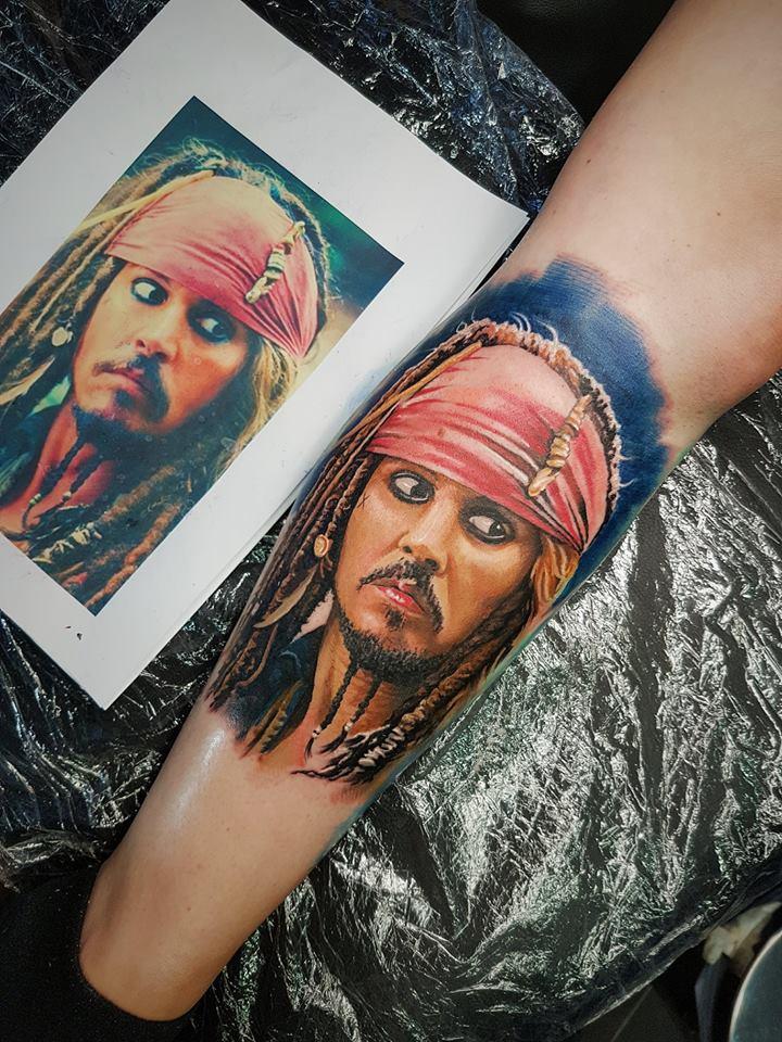 jarrad johl tattoo extravaganza