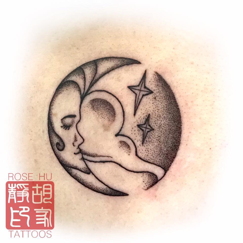 Rose Hu tattoo extravaganza
