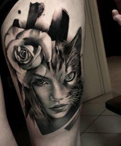 Giacomo Bellato tattoo extravaganza