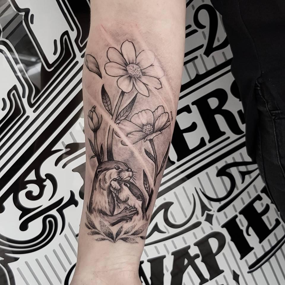 Lauren mungo tattoo extravaganza