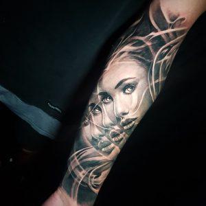 Karl van der linden tattoo extravaganza