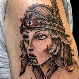 Rich Nielsen tattoo extravaganza