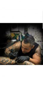 BENEDITO PATTERSON tattoo extravaganza
