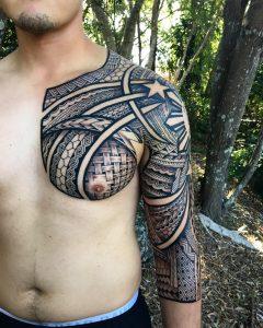 Ups Patterson tattoo extravaganza