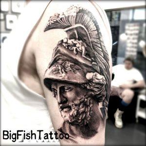 BigFish tattoo extravaganza