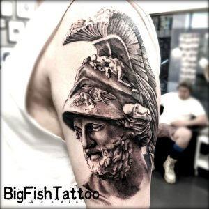 BigFish tattoo extravaganza