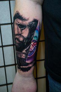 duane robinson tattoo extravaganza