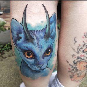 Clyde CK tattoo extravaganza