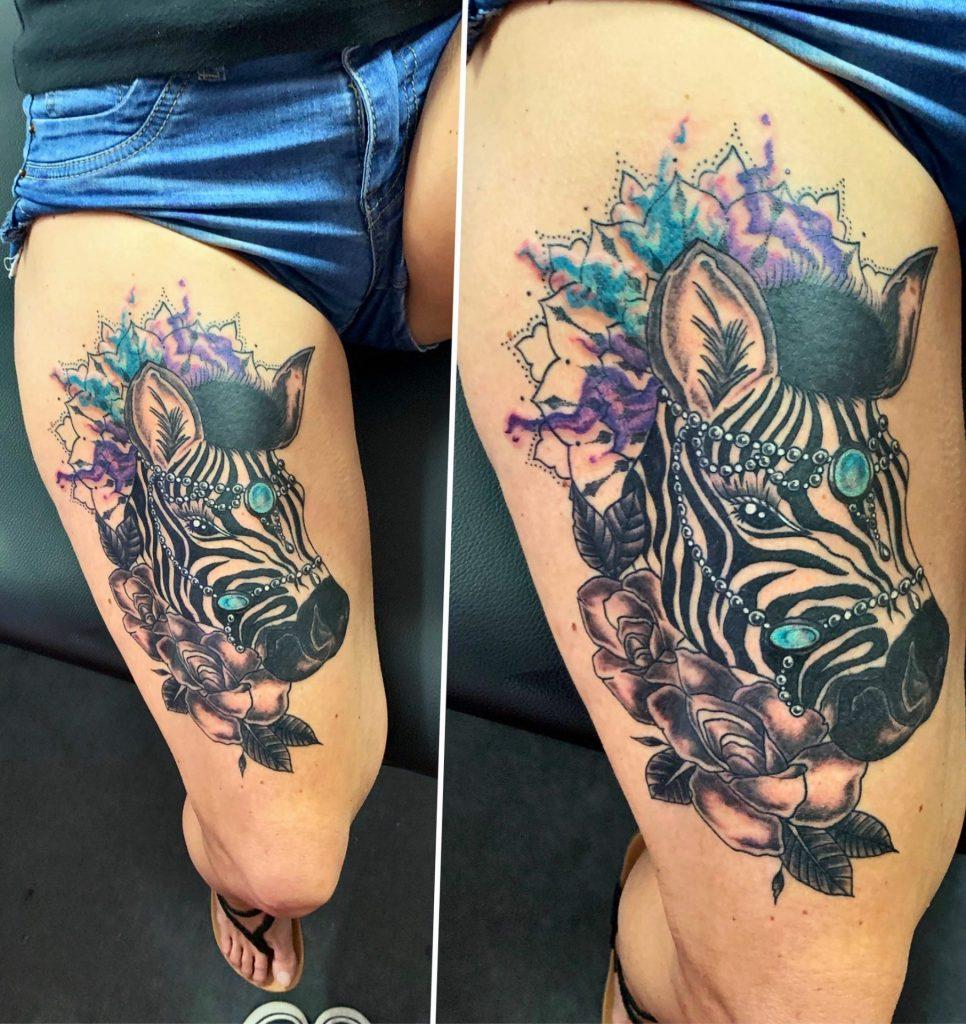 Jane Martin tattoo extravaganza