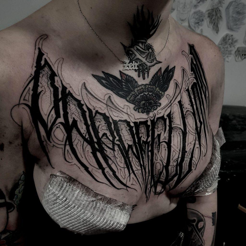 Brendan Tate tattoo extravaganza