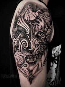 Jesse tattoo extravaganza