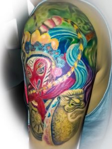 John Jusuf tattoo extravaganza