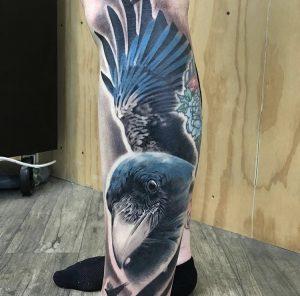 Lou Hill tattoo extravaganza