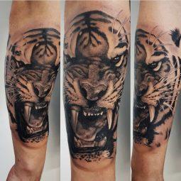 Brad Kamo tattoo extravaganza