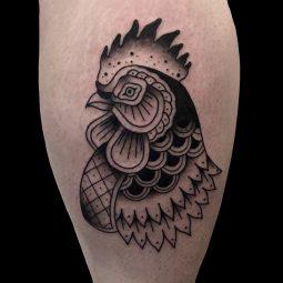 Bobbi Nicholls tattoo extravaganza