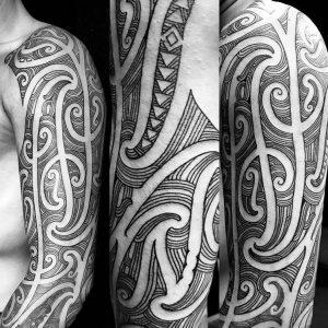 James Webster tattoo extravaganza