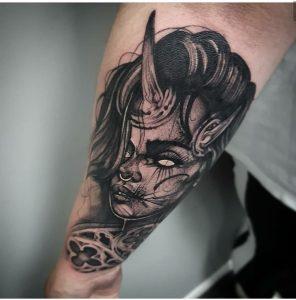 Pom tattoo extravaganza