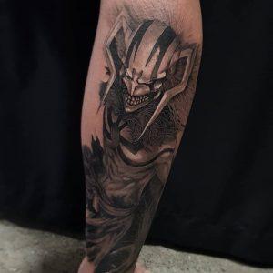 ROB KEMP tattoo extravaganza