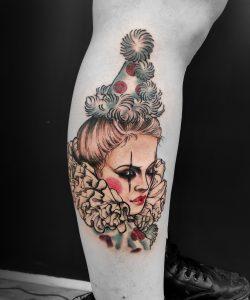 Ziggy Darkstar tattoo extravaganza