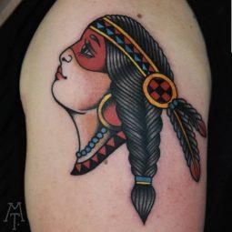 Matthias Thaler tattoo extravaganza