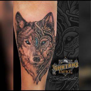 Jaco Schmidtz tattoo extravaganza
