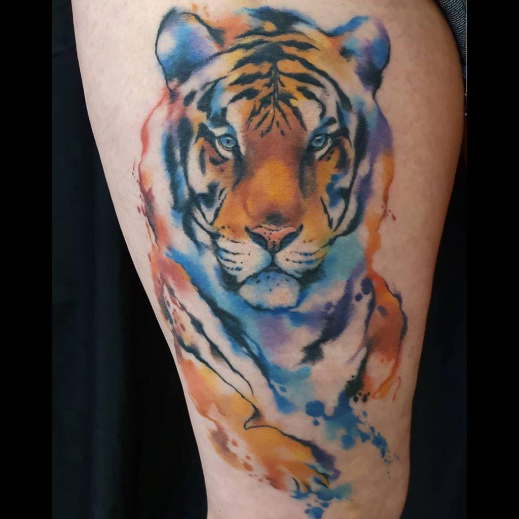 Raciel Cruz Pena tattoo extravaganza