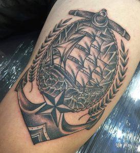 Konnah Twigs tattoo extravaganza