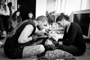 Moko Smith tattoo extravaganza